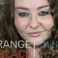 Orange is the New Black Nicky Inspired Makeup Tutorial