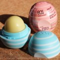 EOS Visibly Soft Lip Balm Spheres in Vanilla Mint & Coconut Milk Review