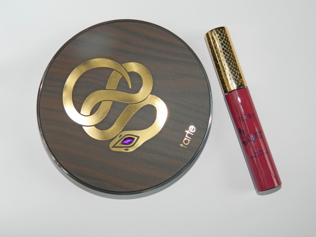 Tarte Rainforest After Dark Disk Palette + Envy Gloss Swatches, Review, & Demo