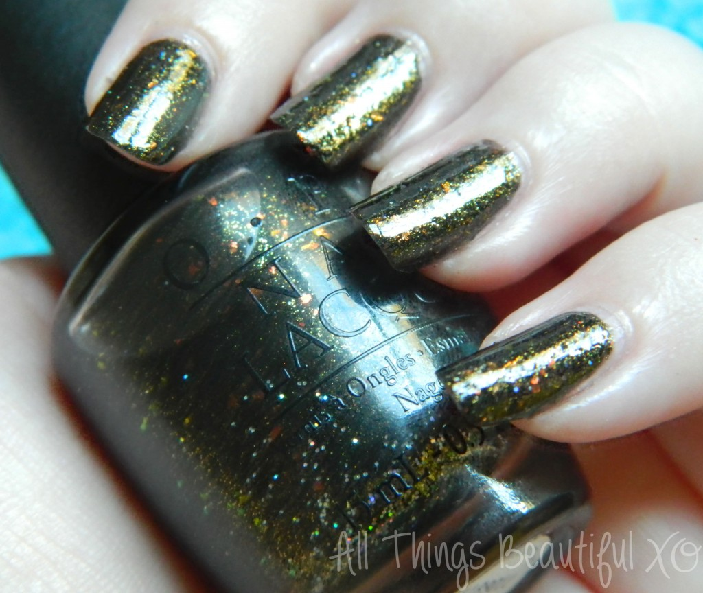 OPI Frog in My Throat is the Nail Polish You Haven\'t Heard Of - All ...