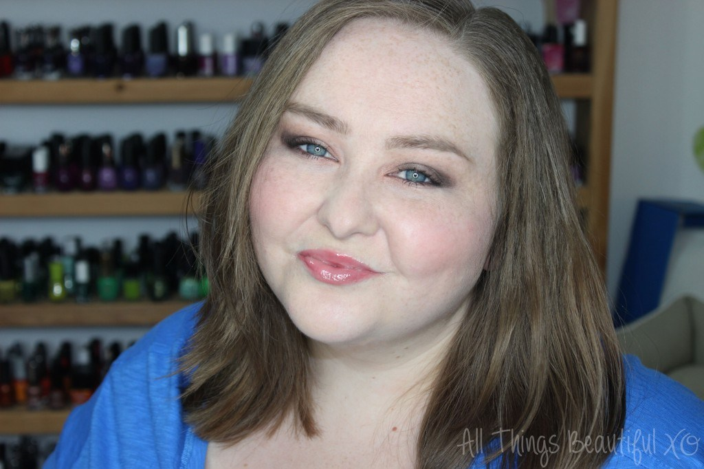 It Cosmetics The It Girls Set Limited Edition CC+ Lip Serum Holiday Collection Lip Swatches & Review from All Things Beautiful XO
