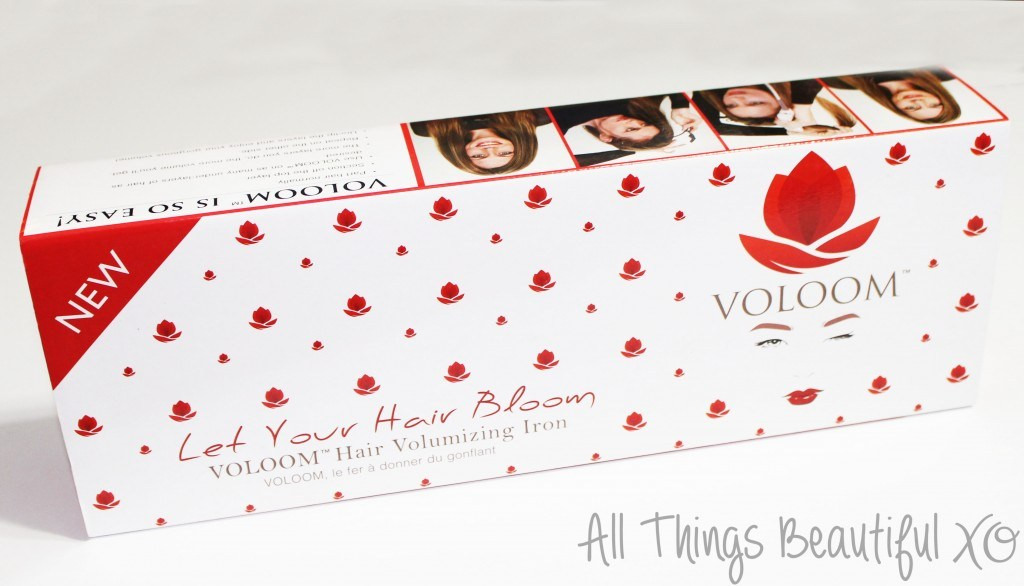 VOLOOM Means the End of Flat, Lifeless Hair! Demo & Review from All Things Beautiful XO