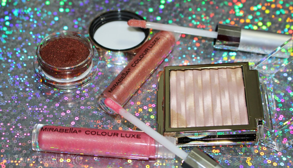 NYE Look Using Mirabella Faerie Products! + Collab! #thebeautycouncil #MirabellaNYEBeauty