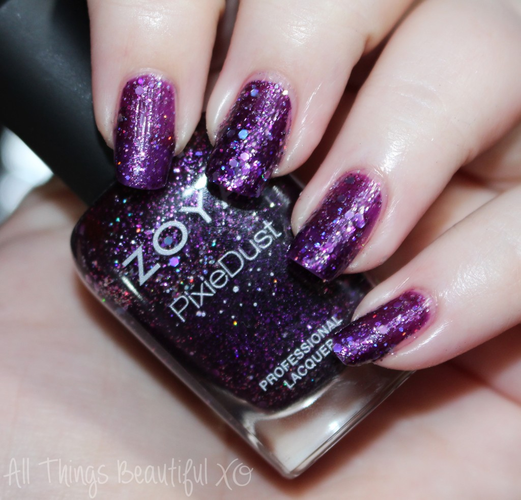 Zoya Wishes Nail Polish Collection for Winter 2015 Swatches & Review from All Things Beautiful XO #nails
