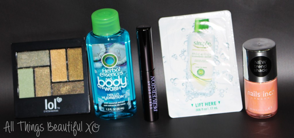 Beauty Box 5 for June 2015 Unboxing & Review featuring Nails Inc., Urban Decay, & more on All Things Beautiful XO | www.allthingsbeautifulxo.com