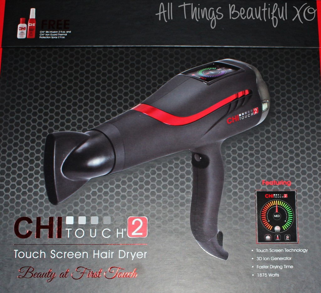 Using The Most Hi Tech Blow Dryer Getting Gorgeous Curls