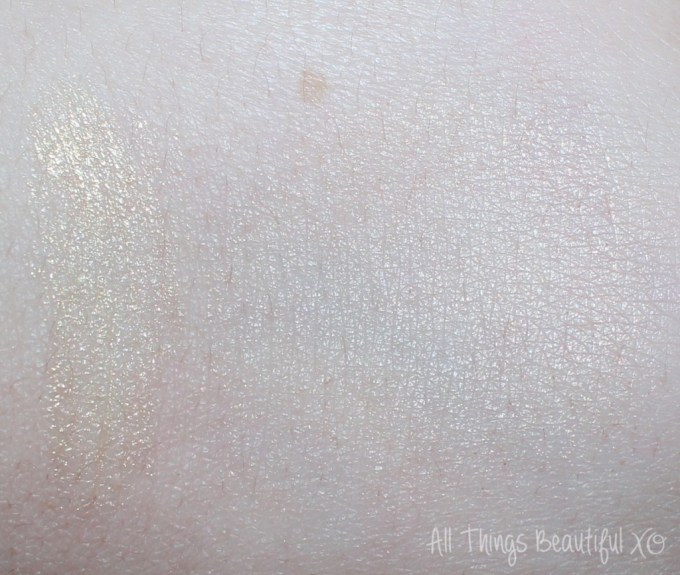 Gabriel Liquid Radiance Liquid Gold Shimmer Rollerball Swatches Review