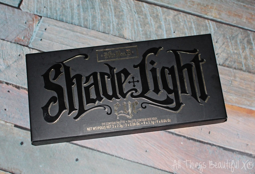 Want a fantastic matte neutrals eyeshadow palette? Check out the Kat Von D Shade + Light Eye Contour Palette Swatches, Review, & Eye Look on All Things Beautiful XO | www.allthingsbeautifulxo.com