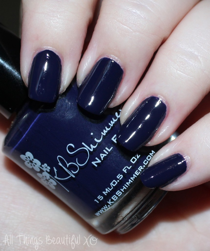 KBShimmer Fall 2015 Collection Swatches & Review Part #2