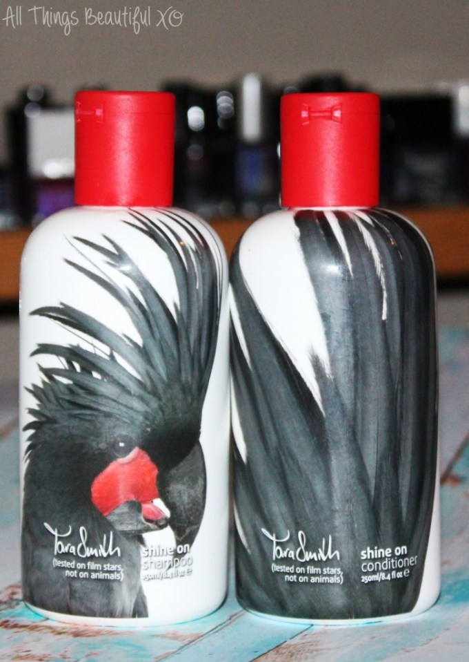 Meet the Gorgeous Vegan Hair Line from Tara Smith- earth-friendly, vegan, & created to make you feel gorgeous! Plus the bird packaging is amazing! Check out my review for each line & enter to win on All Things Beautiful XO   www.allthingsbeautifulxo.com