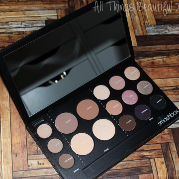 Smashbox Heat Wave: Two Looks, One Palette + $300 Giveaway
