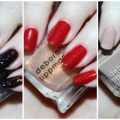 Fabulous Deborah Lippmann Nail Lacquer Shades- Swatches & Thoughts!
