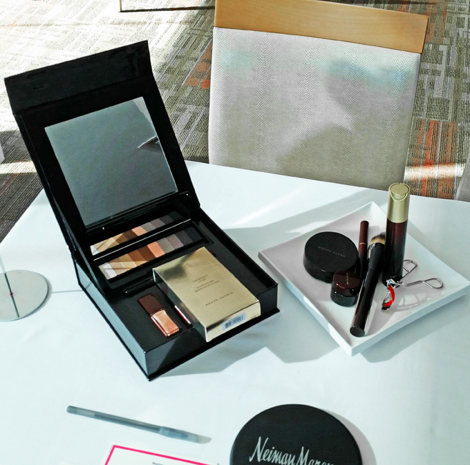 Best of Beauty at the Las Vegas Fashion Show Neiman Marcus Brunch for the Holidays on All Things Beautiful XO A behind-the-scenes look at the beauty section of Neiman Marcus for the winter including brands like Tome Ford, Jo Malone, Gucci, Kevin Aucoin, & more!
