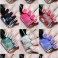 Swatches & Review of the KBShimmer Fall / Autumn Collection 2016 . Check out more posts on nail art, makeup looks, & beauty reviews on All Things Beautiful XO