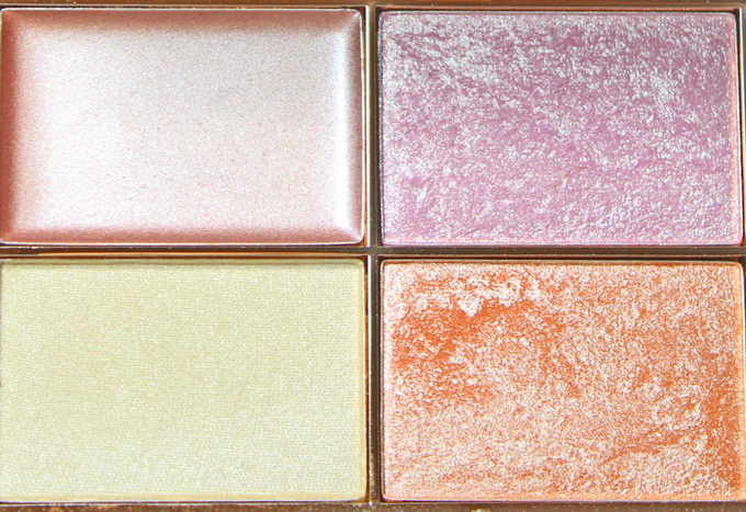 Sleek Cosmetics Solstice Highlighting Palette Swatches, Review, & Demo  See more makeup, hair, nail, & beauty posts on All Things Beautiful XO