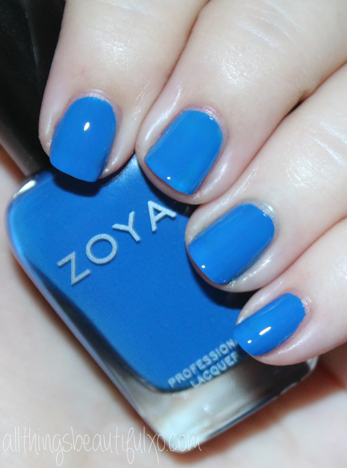 This is Zoya Mallory Swatches & review of the Zoya Urban Grunge Creams including the shades Mallory, August, Wyatt, Courtney, Tara, & Noah! Check out more nail art, makeup reviews, & style on All Things Beautiful XO