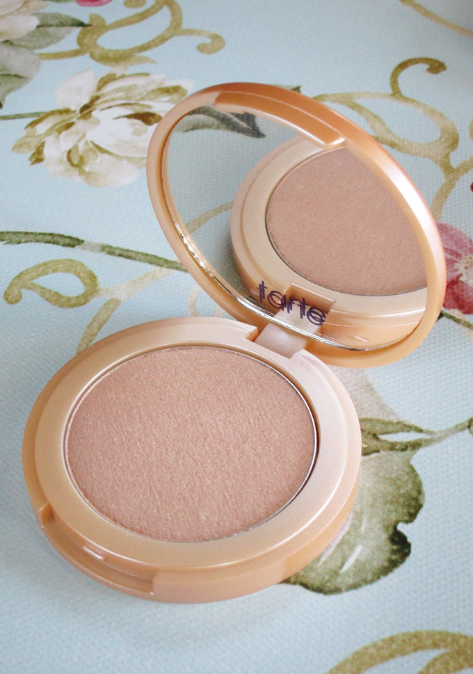 Tarte Amazonian Clay 12-Hour Blushes in Sensual, Seduce, Risque, & Exposed + the gorgeous Exposed Highlighter. See more makeup, nail art, & reviews on All Things Beautiful XO
