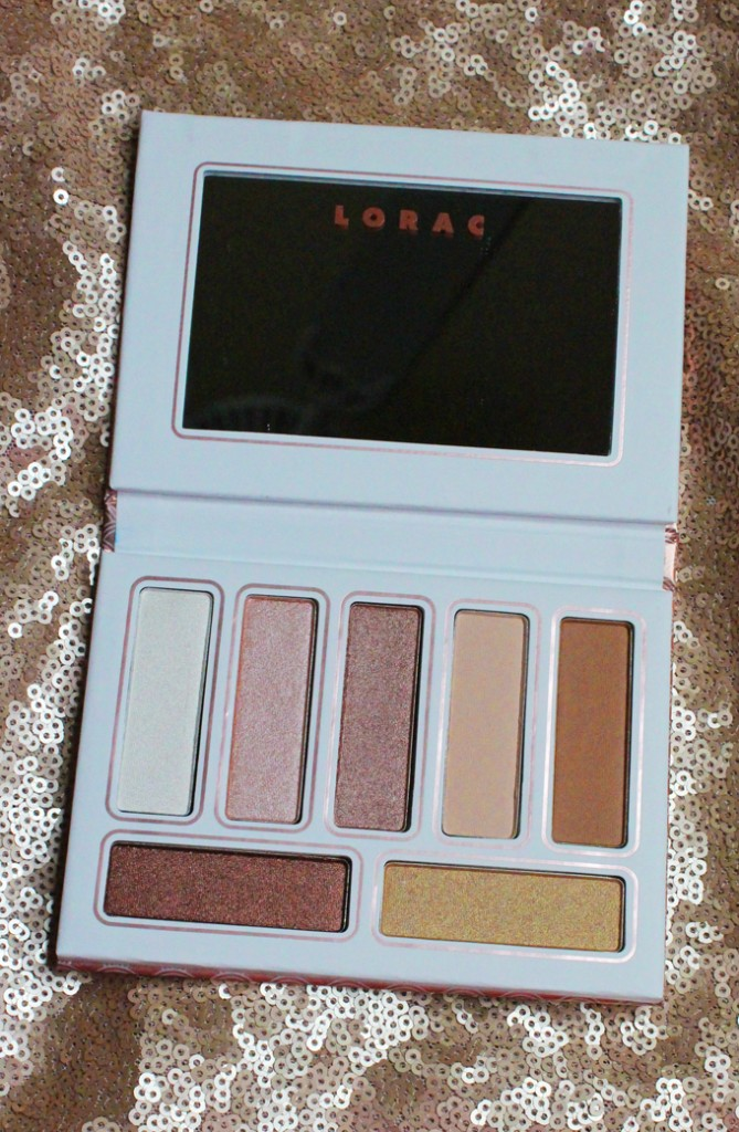 Swatches & review of the LORAC Eyeshadow Palettes in Tails & Top Hats + Black Tie Attire for Black Friday at ULTA on All Things Beautiful XO