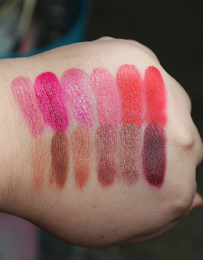 Urban Decay Limited Edition Blackmail + Junkie Vice Lipstick Palettes Swatches & Reviews See more beauty reviews, tutorials, & nail art on All Things Beautiful XO