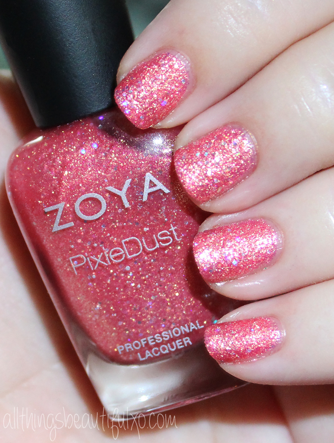 This is Zoya Zooey Check out my picks for the best nail polish shades from 2016 including Zoya, KBShimmer, & more on All Things Beautiful XO