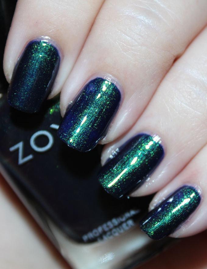 This is Zoya Olivera Check out my picks for the best nail polish shades from 2016 including Zoya, KBShimmer, & more on All Things Beautiful XO