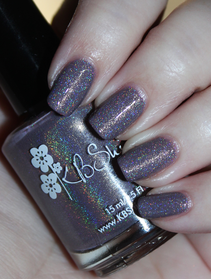 KBShimmer Nail Polish in Cubicle Pusher KBShimmer Office Space Collection Swatches & Review. See this gorgeous neutral but exciting collection of polishes on All Things Beautiful XO