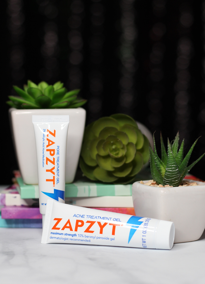 Check out some of the best acne treatment products! My Recent Zapzyt Skincare Routine for Hormonal Acne Breakouts! Zap a zit, spot treat blemishes, & eliminate pimples that won't go away on All Things Beautiful XO