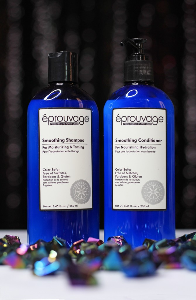 Eprouvage Professional Hair Care Smoothing + Restoring Treatment Line on All Things Beautiful XO