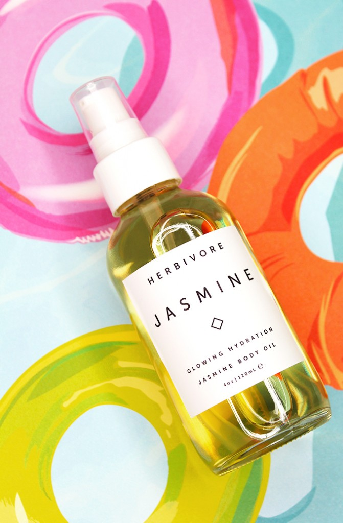 Herbivore Jasmine Oil Go natural this summer with three beautiful products from I Smell Great & Herbivore on All Things Beautiful XO