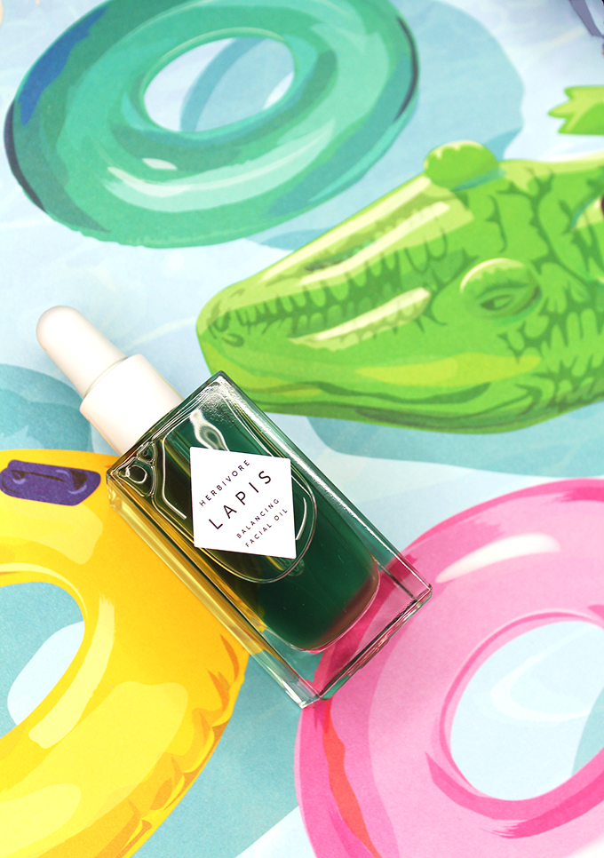 Herbivore Lapis Oil Go natural this summer with three beautiful products from I Smell Great & Herbivore on All Things Beautiful XO