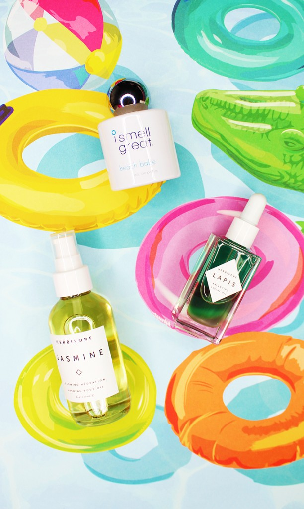 Go natural this summer with three beautiful products from I Smell Great & Herbivore on All Things Beautiful XO