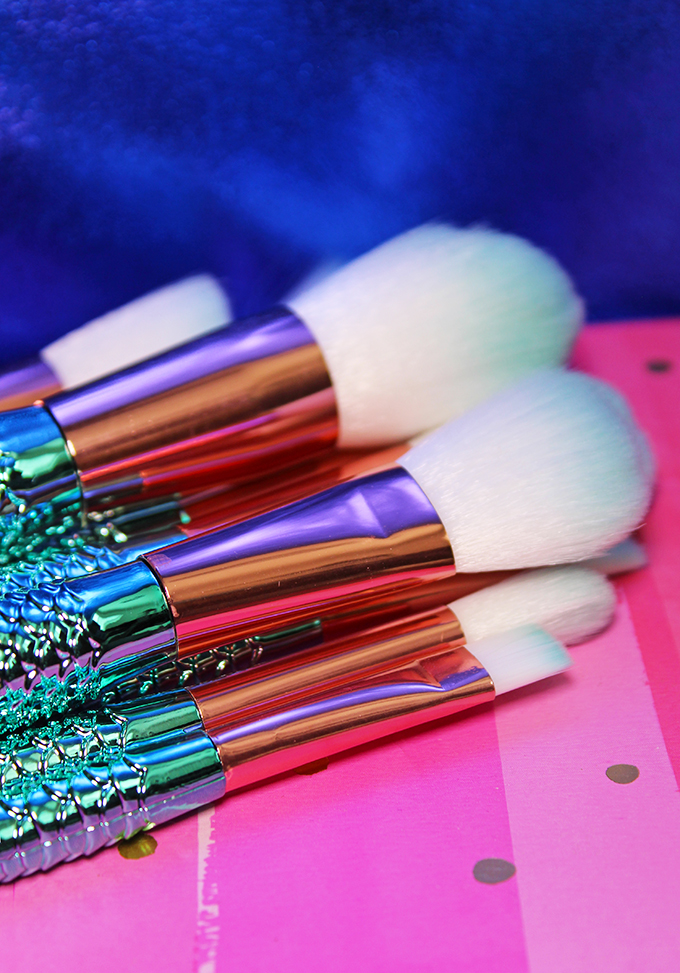 Wish App Mermaid Brushes