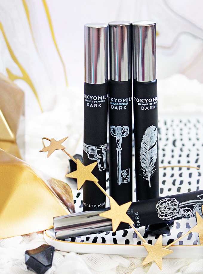 Tokyo Milk Rollerball Fragrances Check out 7 Beauty Must-Haves You'll Actually Want to Travel With including skin, fragrance, & makeup on All Things Beautiful XO