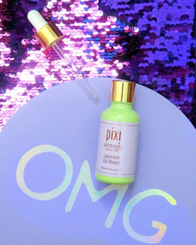 Pixi Beauty Jasmine Oil Blend on All Things Beautiful XO
