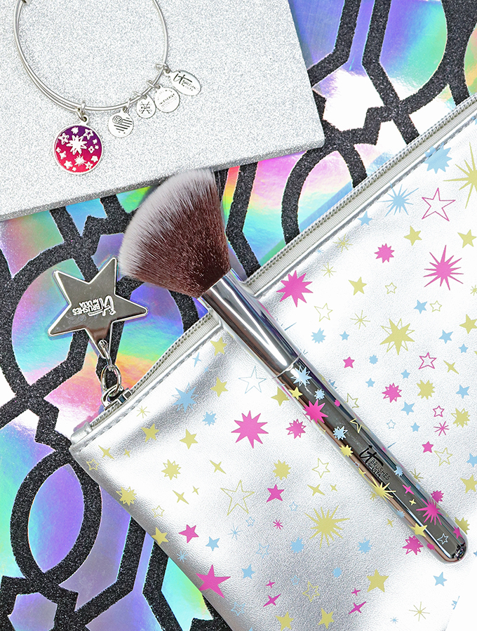 IT Brushes For ULTA Celestial, Starry, & Cosmic Collections ( + some Alex & Ani!) including glitter, shimmer, metallics, & thoughts on All Things Beautiful XO