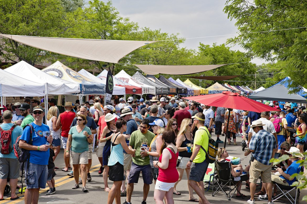 Things to do in Boulder in June