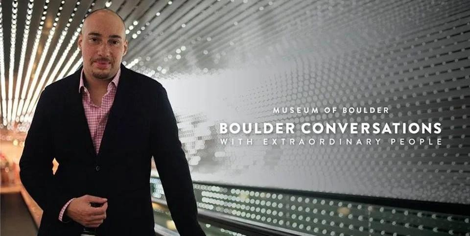 Boulder in April