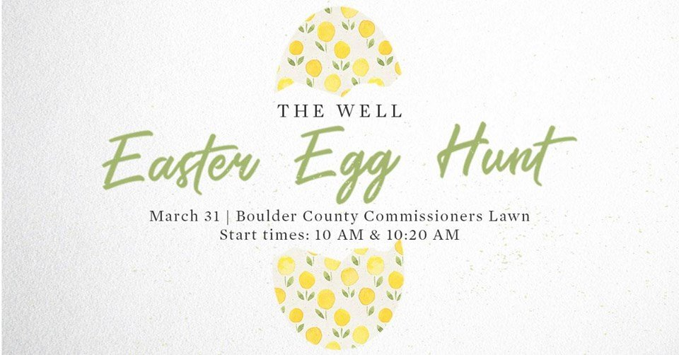 Boulder Area Egg Hunts