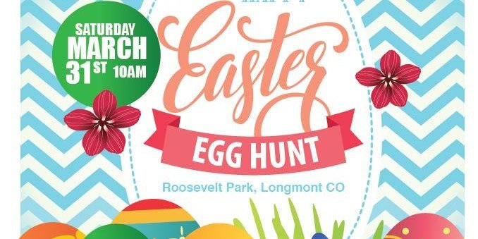 Boulder Easter Egg Hunts