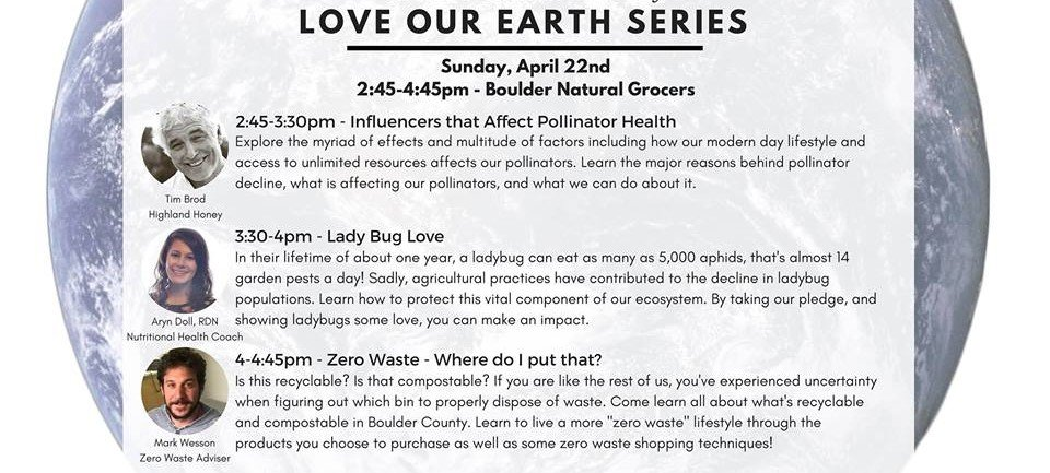 earth day events boulder