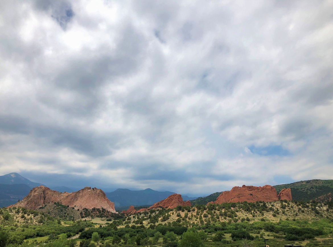Garden of the Gods - All Things Boulder