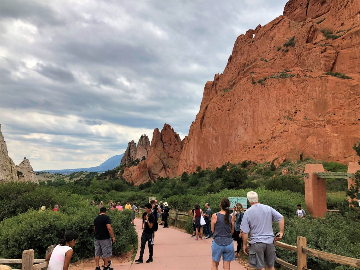 Garden of the Gods All Things Boulder