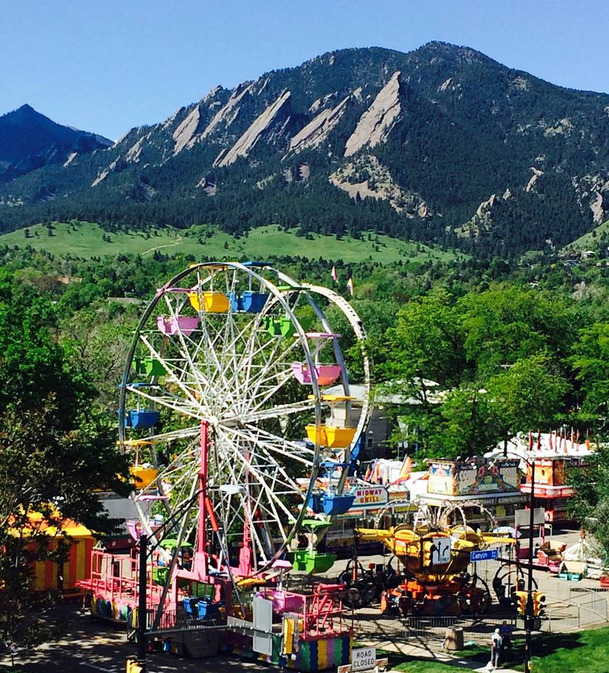 reasons to love Boulder in the fall