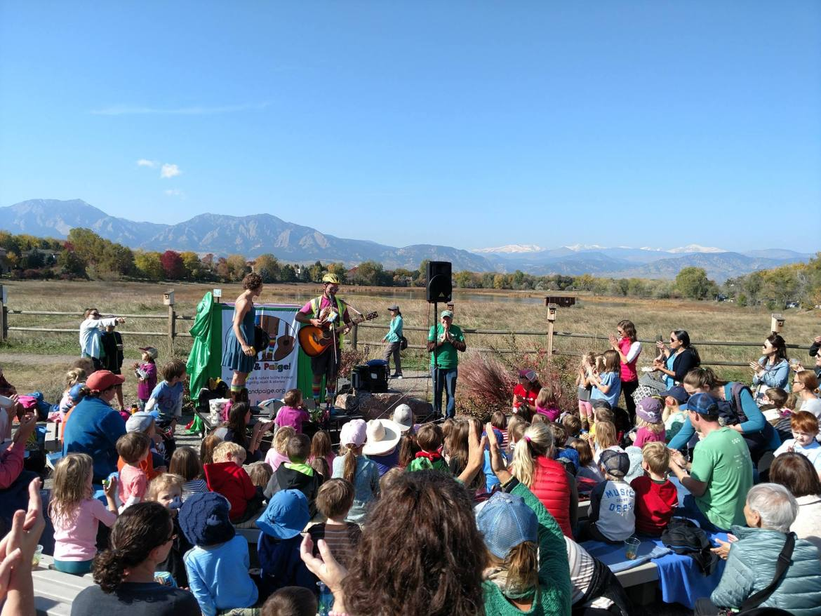 boulder area fall festivals