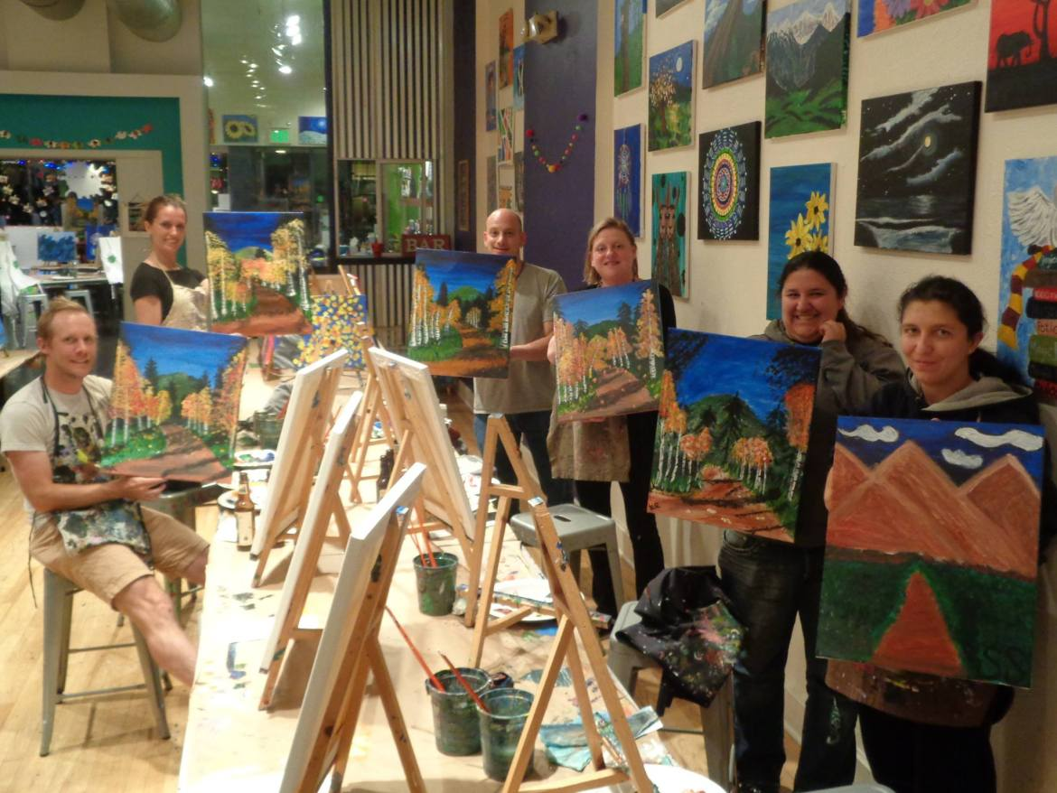 boulder arts and crafts classes