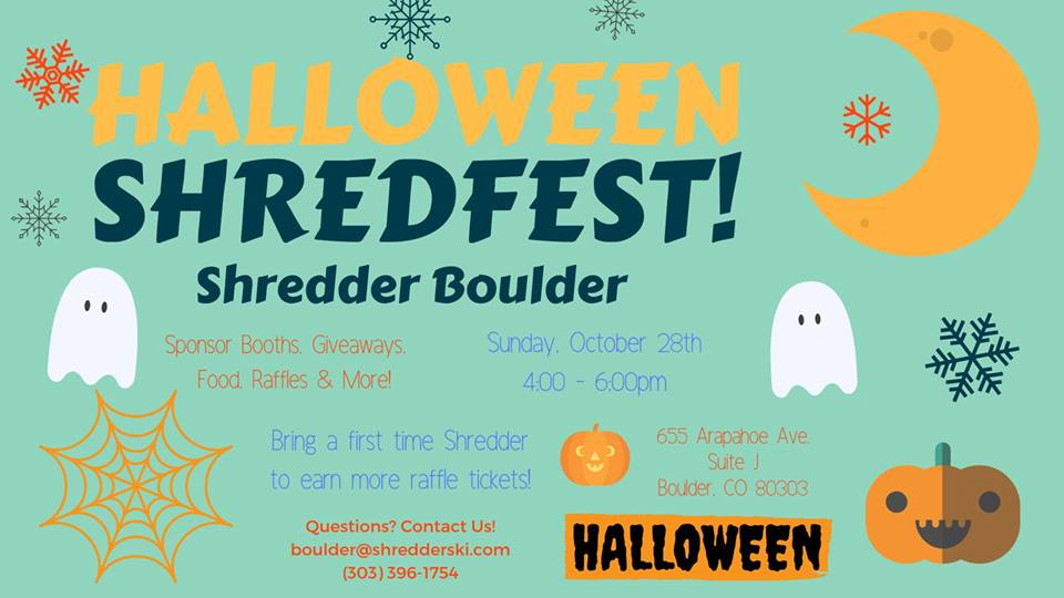 boulder kids halloween events