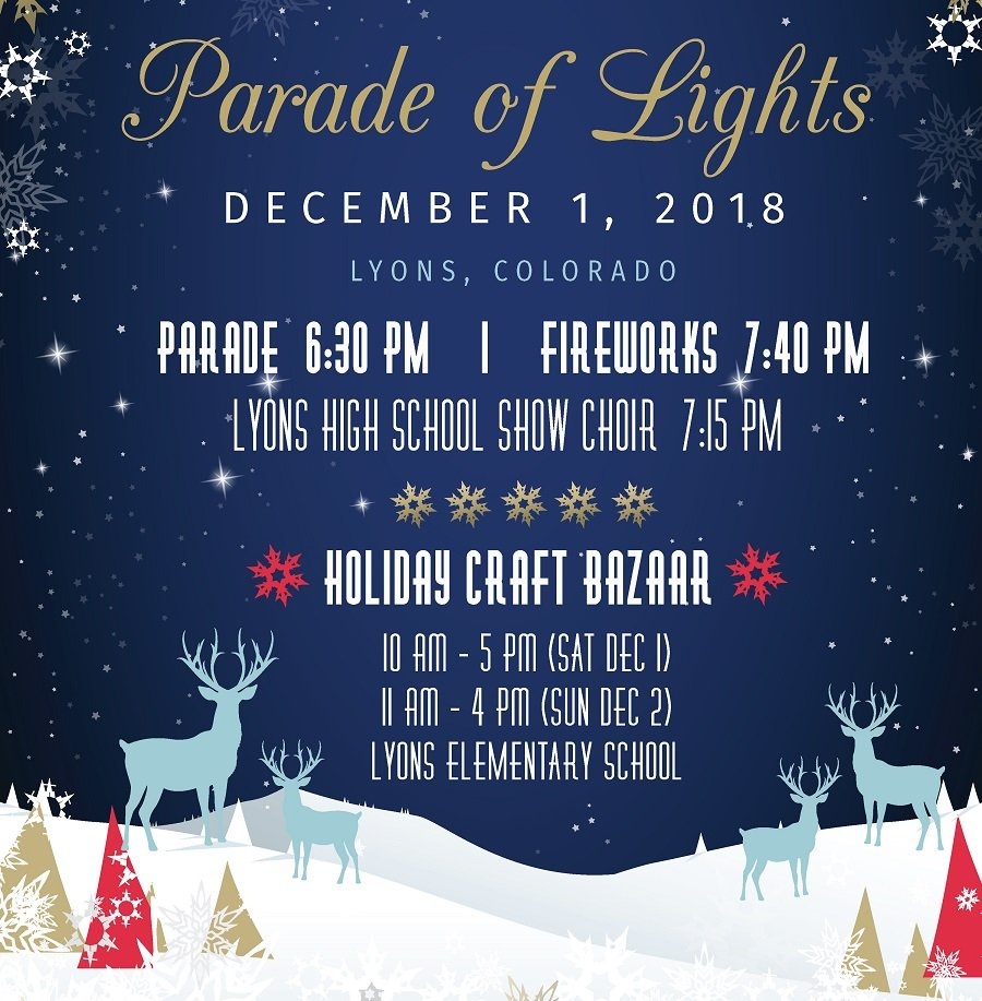 holiday events boulder