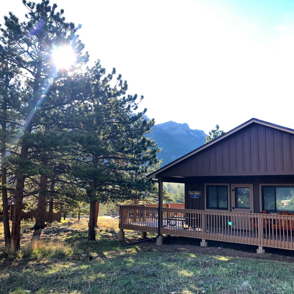 Weekend getaway near Boulder