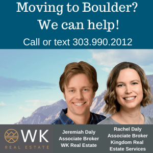 All Things Boulder - WK Real Estate