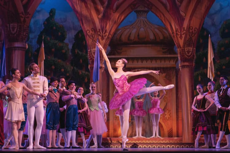 Photo Courtesy Boulder Ballet